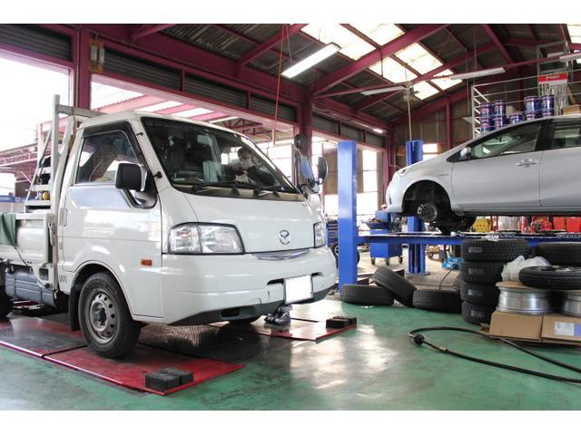 様々な車種に対応した整備を行っておりますので、お気軽にご相談下さい!