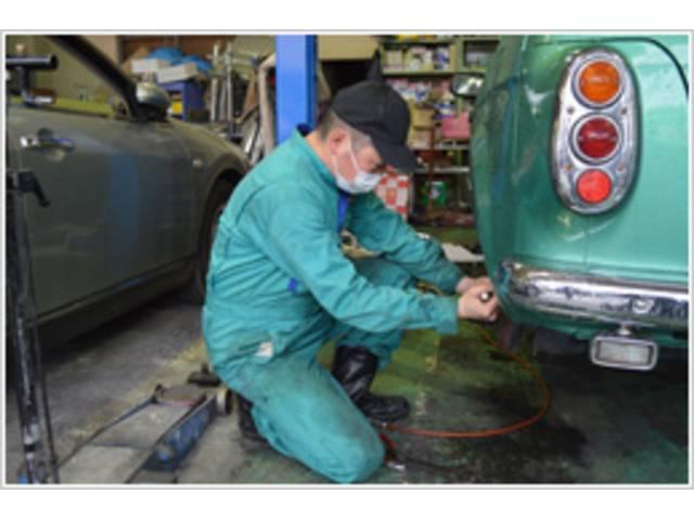 車検時に整備箇所が発生してもできる限りお安くご提供できる仕組みがあります。