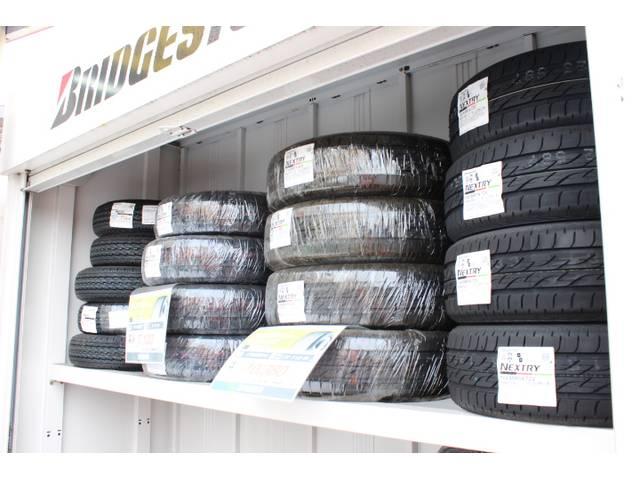 タイヤ販売も承っております!