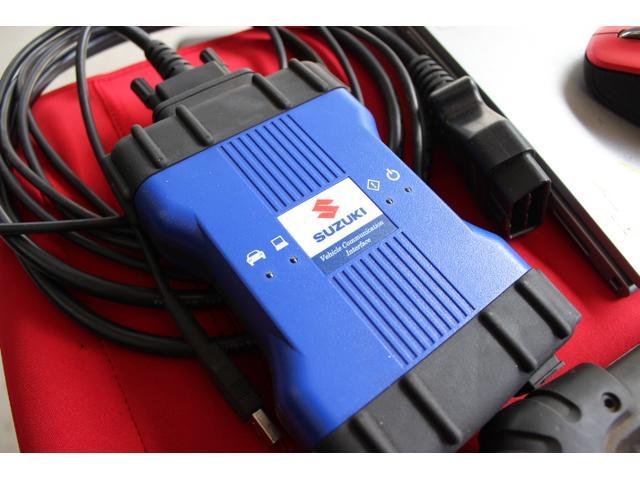 スズキ車専用の診断機も完備しております