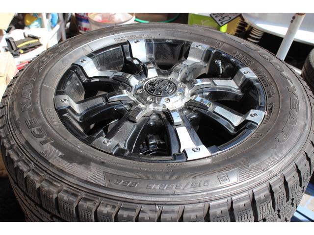 持ち込みのタイヤの取り付けも承ります