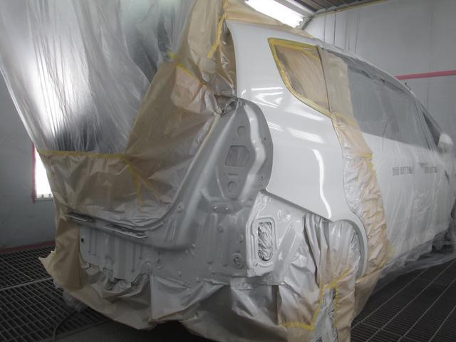 当社はお蔭様で多くのお客様の鈑金塗装、車検・整備等を手がけさせていただいております。