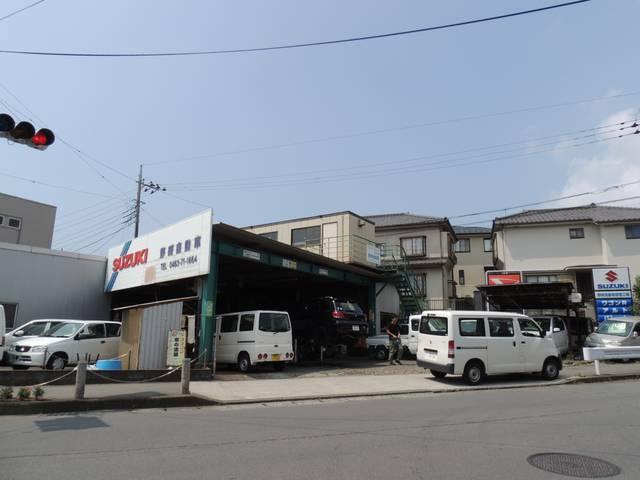 野崎自動車修理工場の店舗画像