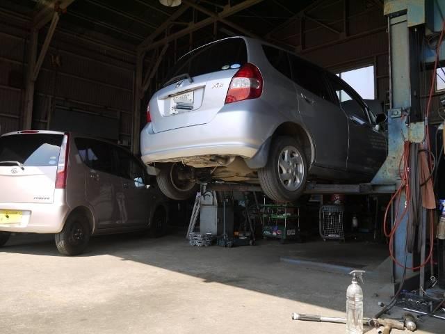 お車の修理・整備はお任せ下さい!