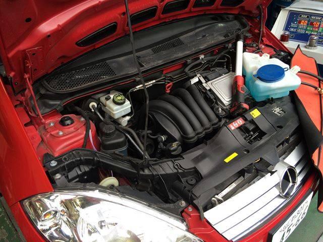 経験豊富な整備士がお車をキッチリ整備いたします。