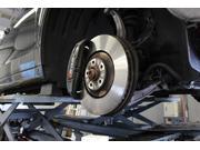 ブレーキパッド等の足回り修理・整備もお任せ下さい!