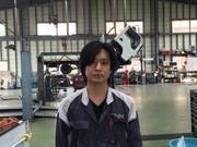 整備工場長 自動車検査員 鈴木 啓司