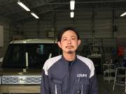 コーティングスタッフ 江波 光太郎