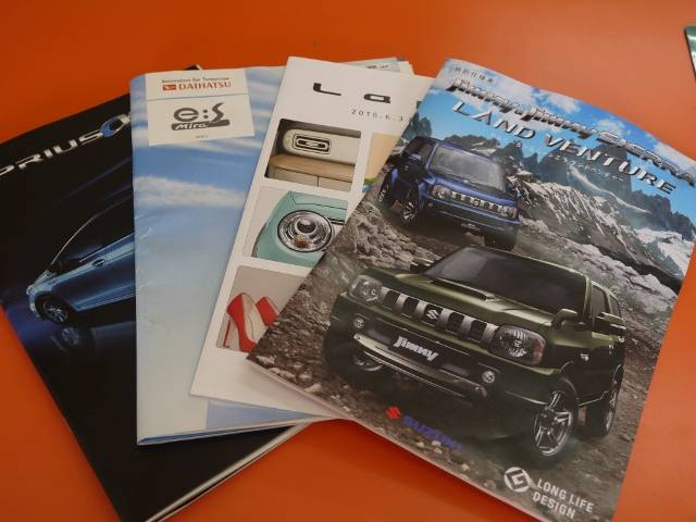 各種メーカーの新車販売も専門スタッフまでお問い合わせ下さい。