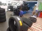 タイヤ、ホイールの事ならお任せください!