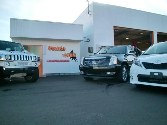輸入車・アメ車・逆輸入車の整備・修理の専門店RODEO CARSです。