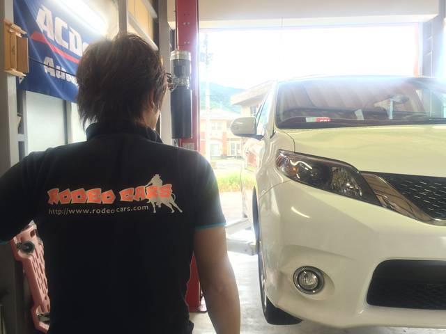 アメ車・輸入車のプロ整備士が在籍。