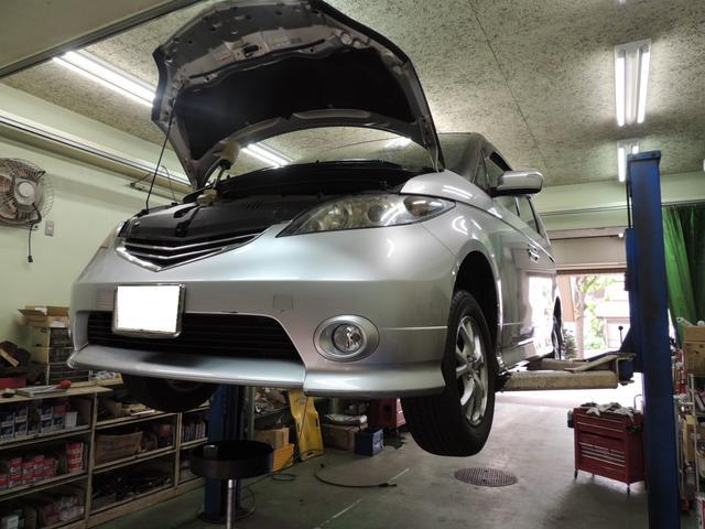 あなたの大事な愛車を心を込めて修理・整備させていただきます。