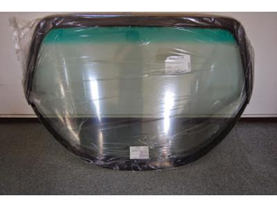 写真はロータスエリーゼフロントガラス