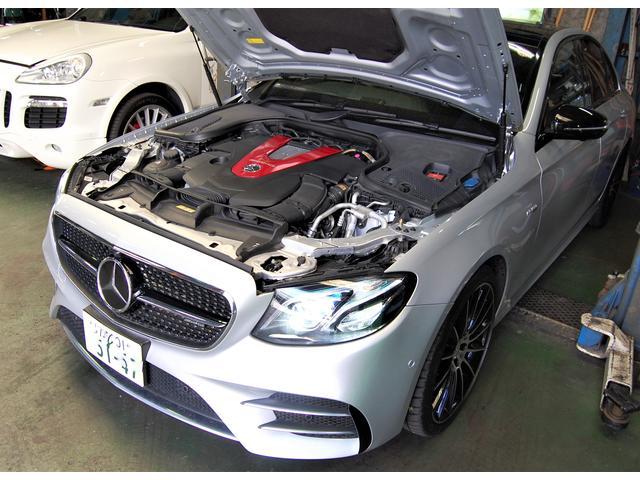 ポルシェ、ベンツ、BMW,ドイツ車の整備修理もお任せを!
