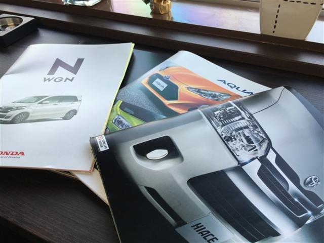 新車・中古車の販売も行なっております!