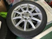 タイヤ組み換え交換