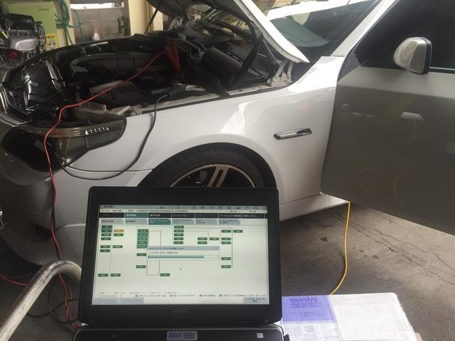 BMW修理、メンテナンスは特に得意なショップです。