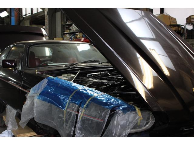 輸入車などのクラッチO/Hやエンジン載せ換えなどの重整備も当店にお任せ下さい!
