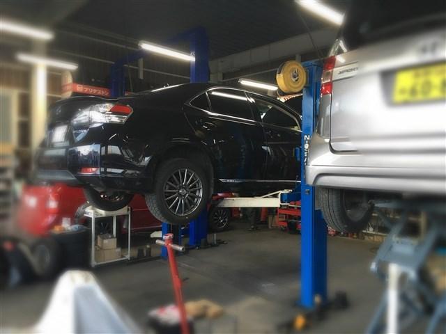 車検、点検、修理、板金、塗装、新車・中古車の販売まで!!