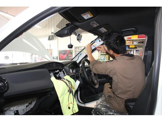 カーナビ・ドライブレコーダー・ETC取付