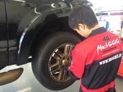 タイヤの持込交換歓迎します。