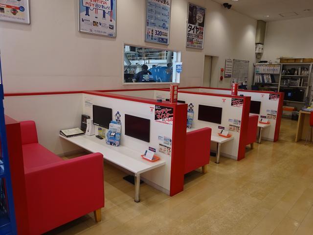マッハ車検 名古屋守山店(2枚目)