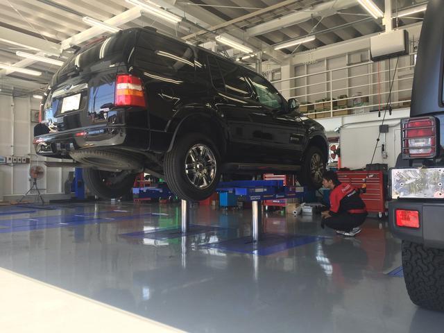 国産、輸入車まで全て作業可能