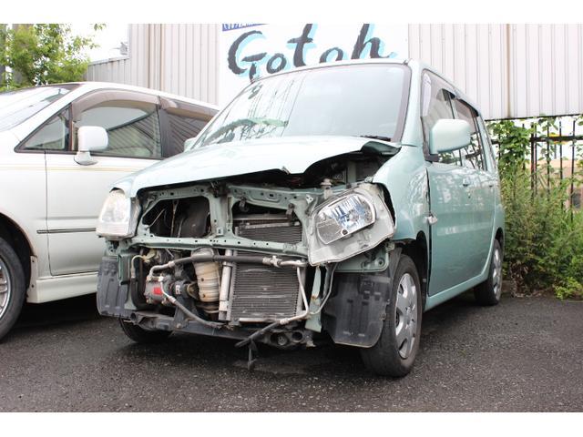 事故車修理も対応しております!