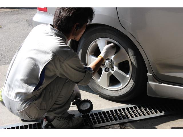 自動車整備のプロフェッショナルがまごころを込めて整備・点検いたします。
