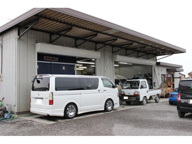 自動車検査員・2級整備士・3級整備士常駐しておりますので安心です!
