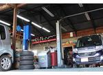 安心の車検整備を徹底しております。