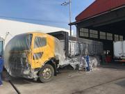 乗用車塗装から特装車の塗装作業までお任せいただけます。