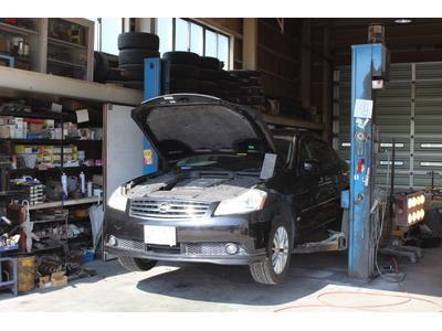 整備や車検も当店にお任せください