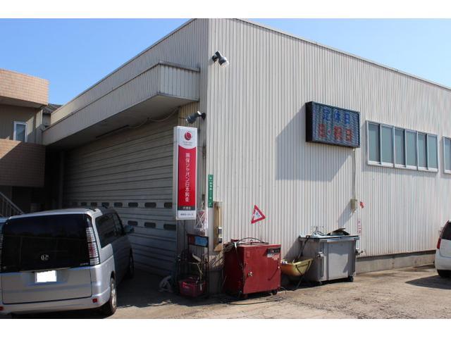 名古屋市中川区にございます木村モータース整備工場です
