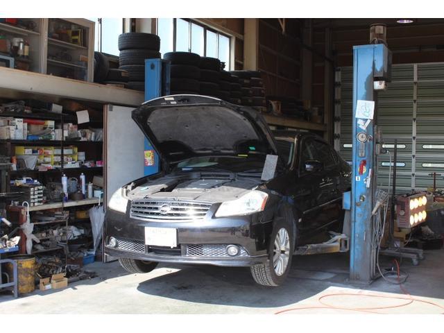 車検も修理も当店にお任せください