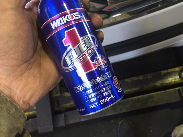 WAKOS各種取り扱っております。RECS施工と同時使うと更に効果UP フューエル1もお勧めです!