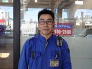 国家資格整備士 当店チーフ 篠崎