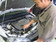 冷却系、過給器系点火・燃料系パーツ取付