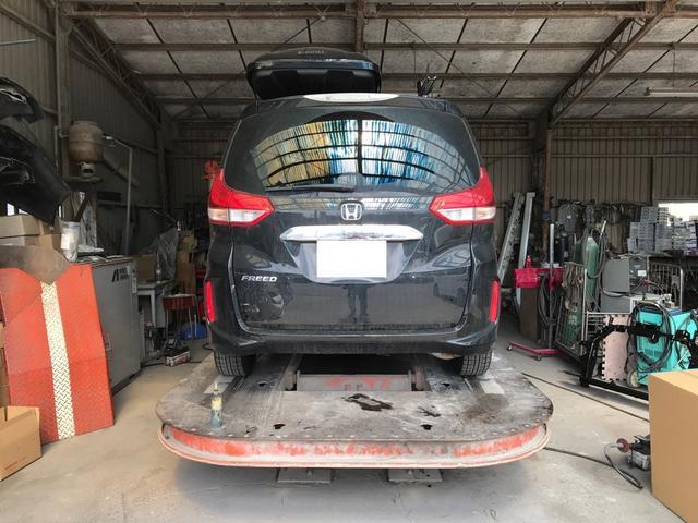 パーツ取付・車検・鈑金塗装・事故修理・保険加入・メンテナンスなど、お車の事なら何でもお任せください!