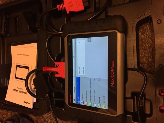 最新診断機も5台完備!充実しています!