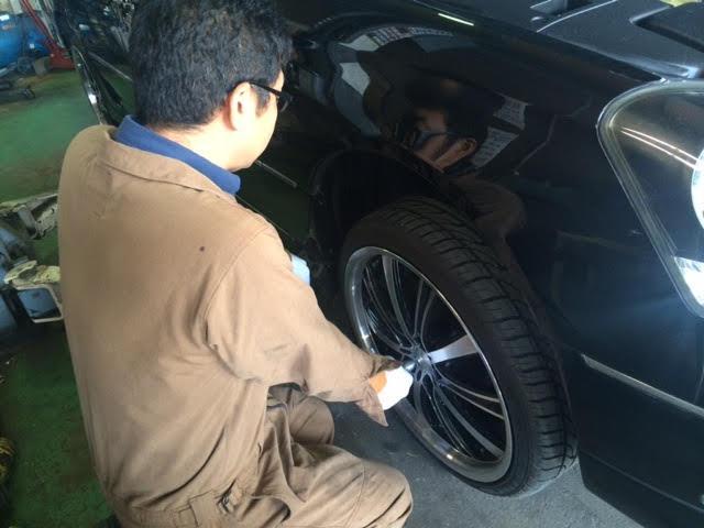 タイヤ交換もお任せください!