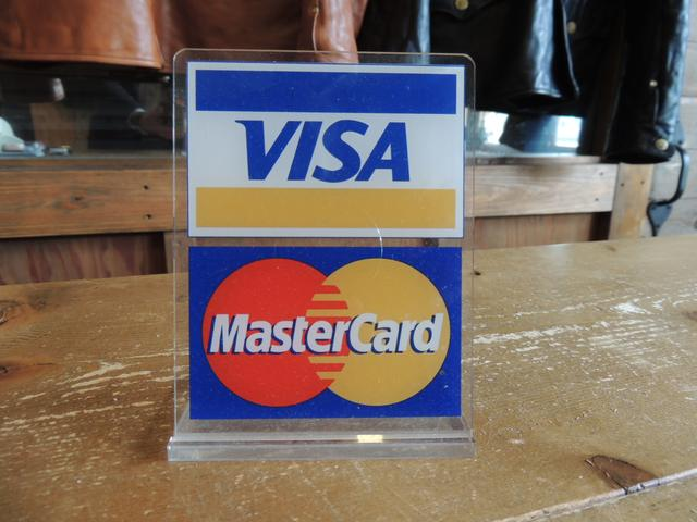 各種クレジットカードでのお支払も可能となっております。