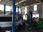 お車のボディの補強・修正の事なら当店にお任せください!