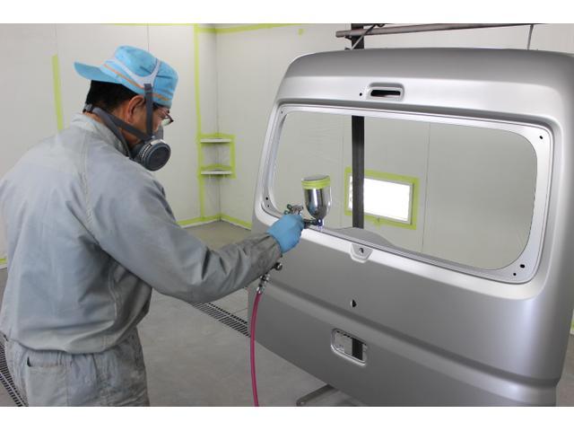 高い技術力を持った職人スタッフが対応しますので、板金塗装もお任せ下さい!