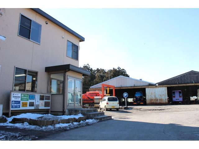 第二工場です。埼玉県日高市新堀新田10-1にございます。