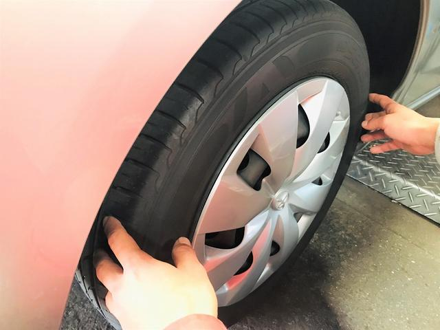 タイヤ交換もお任せ下さい