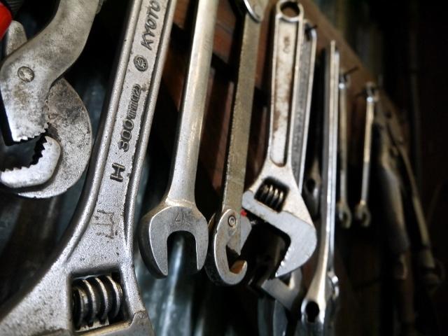 整備の知識と豊富な経験を活かして修理致します。