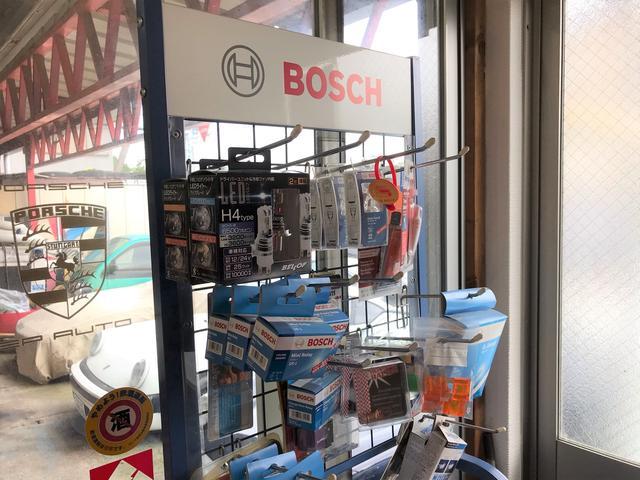 Bosch Car Service EP-AUTO株式会社 店内