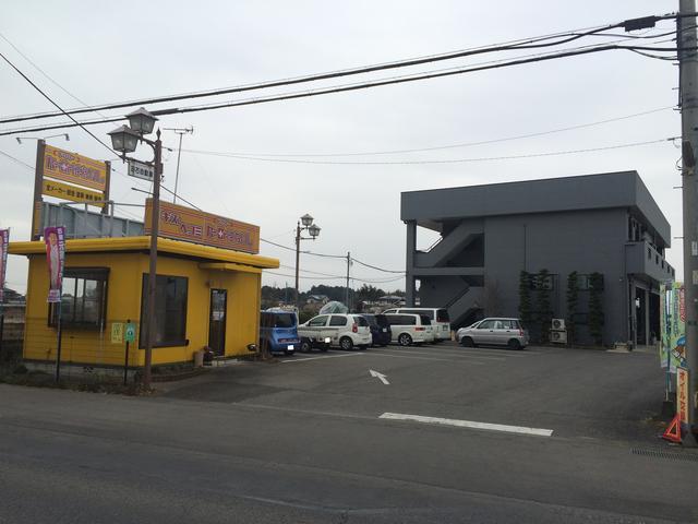 県道139号赤堀交差点(ファミリーマート)を宇都宮方面(北)へ300m本郷北小学校過ぎて右側です。